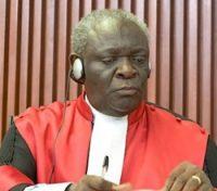 CHIEF JUSTICE BENJAMIN MUTANGA ITOE